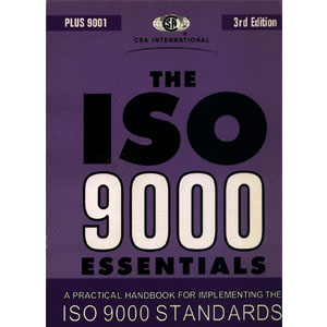 the ISO 9000 Essntials